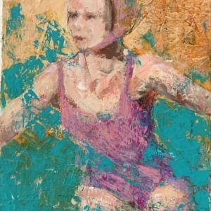 "Barbara-Shore-Above-Water-24""-x-20""  $1145.00"